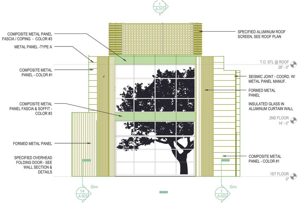 Tree Design Graphic Development