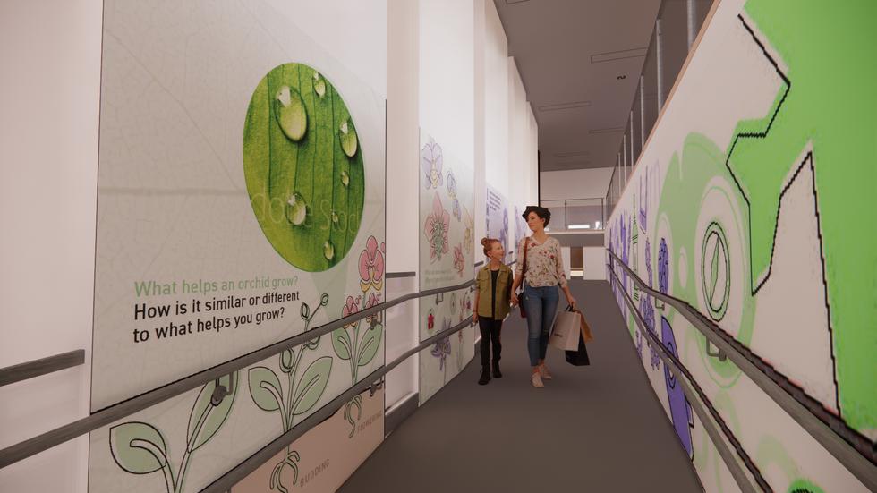 3D View of Interactive Ramp Design