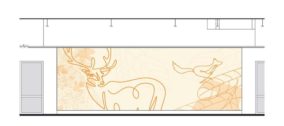 Mural Design - Forrest