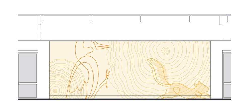 Mural Design - Trees