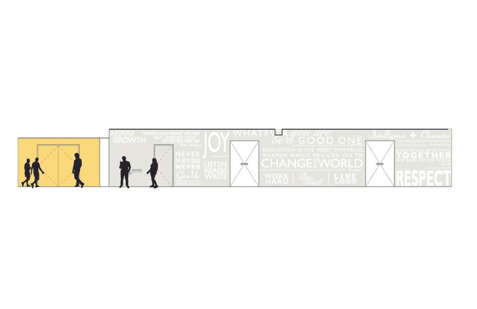 Cafeteria Static Graphic