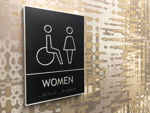 Signage and Wayfinding