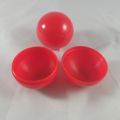 Kırmızı Renk Kura Çekiliş Topu (100'lü Paket)