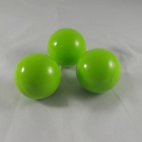 Yeşil Renk Kura Çekiliş  Topu (100'lü Paket)