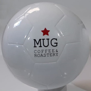 Mug Coffee Futbol Topu
