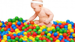 What is a Kids Play Pool Ball?