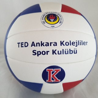 TED Ankara Kolejliler Spor Kulubü Voleybol Topu
