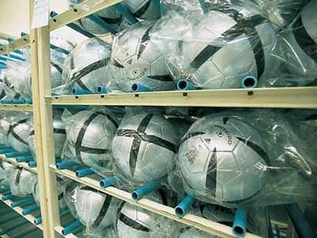 Futbol Topu Nasıl Üretilir?