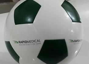 Futbol Toplarımız Avrupa'da
