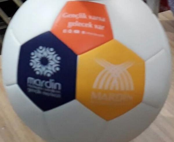 Mardin Belediyesi Futbol Topları