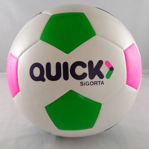 Quick Sigorta Futbol Topu İmalatı