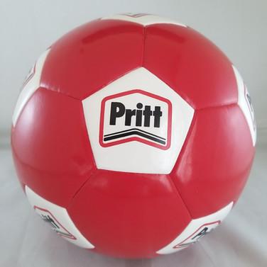 Pritt Futbol Topu