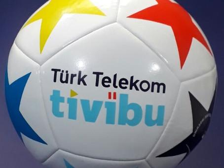 Türk Telekom - Tivibu Hentbol Topları