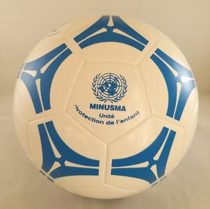 Minusma Futbol Topu