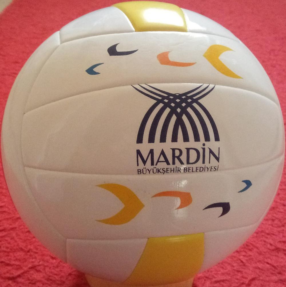 Mardin Belediyesi Promosyon Voleybol Topu