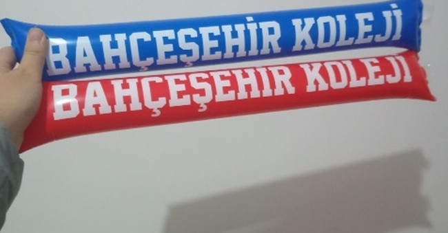 Bahçeşehir Spor Kulubü - Pat pat Balon