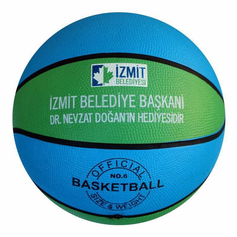 İzmit Belediyesi Promosyon Basketbol Topu
