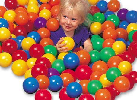 Çocuk Oyun Havuzu Topları