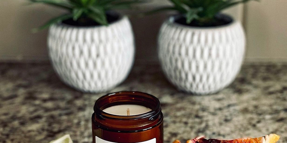 Intro to Candle Making