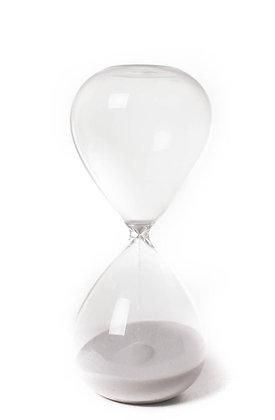 Beach Hourglass