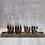 Thumbnail: Fez Tonal Champagne Set