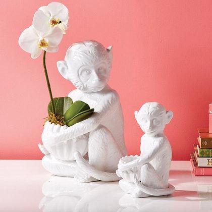 Ceramic Monkeys