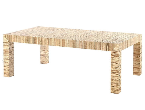 Parson's Cocktail Table