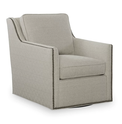 Digby Studded Armchair