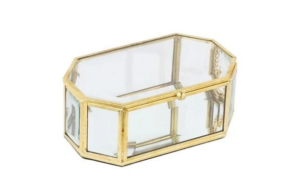 Geometric Trinket Box