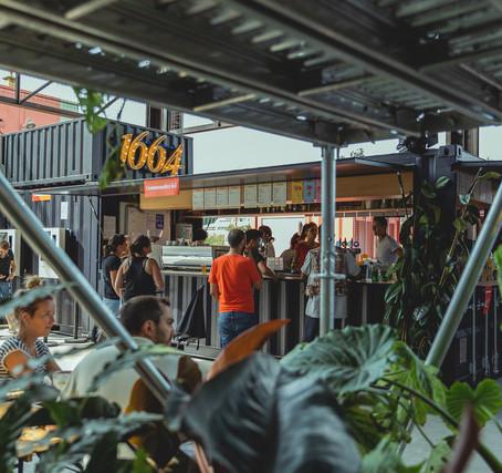 EVENT⎜Refugee Food Festival, le foodcourt HEAT