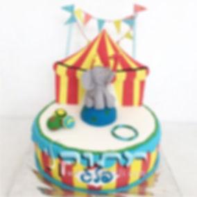 עוגות בצק סוכר מעוצבות לאירועים וימי הולדת