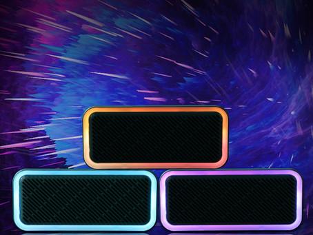 Mendengarkan musik lebih menyenangkan dengan Speaker + lampu RGB dari Vivan VS6