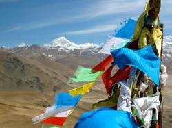 Mother Goddess from Tibet
