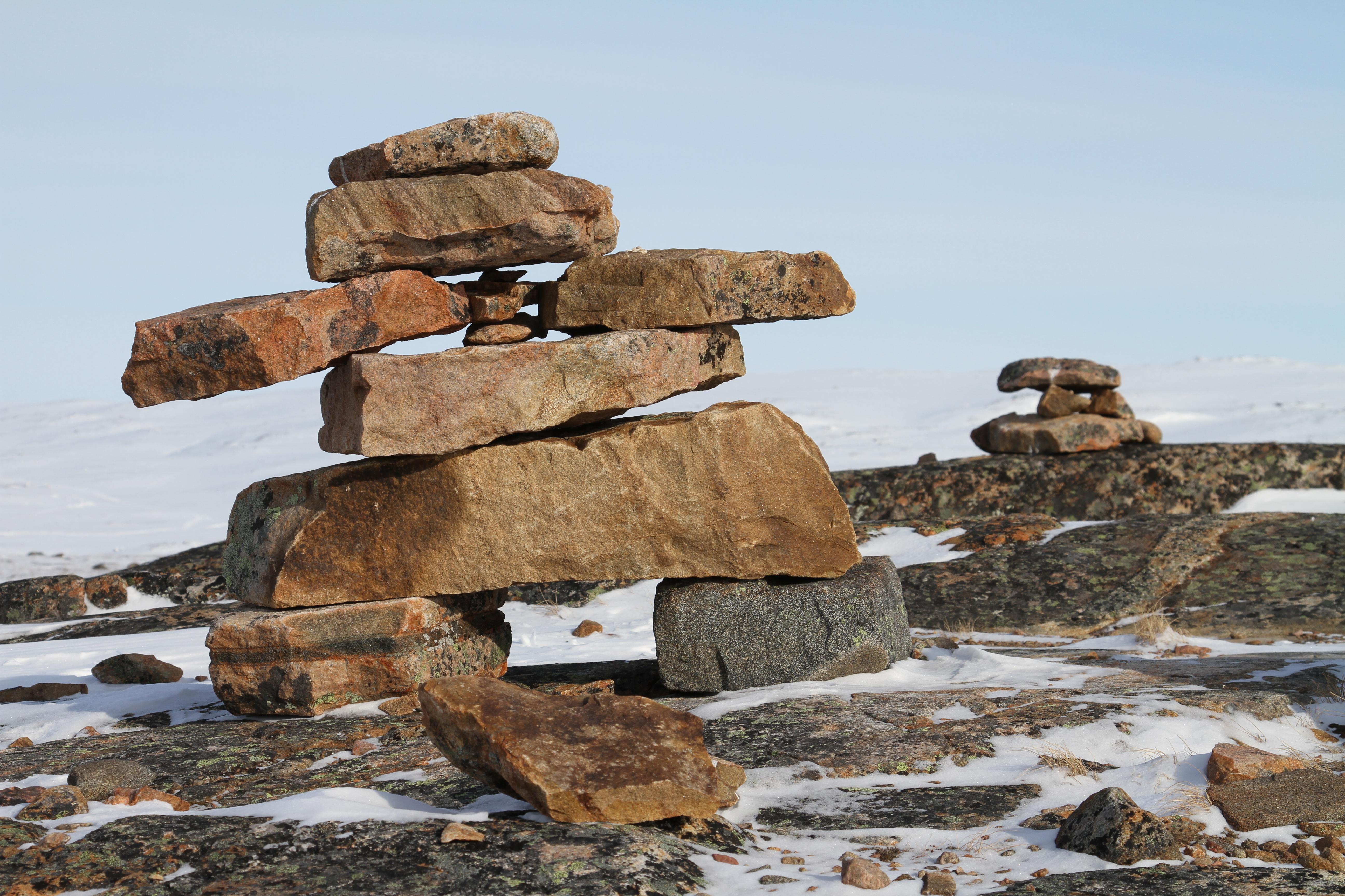 Amazing Race Canada Baffin ᐃᓄᒃᓱᒃ
