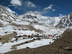 Everest Tilmans Advanced Base Camp