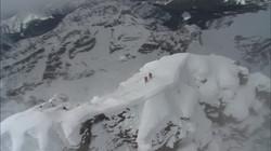 Mt Assiniboine Summit Ridge