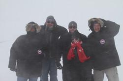Amazing Race Canada Baffin Island