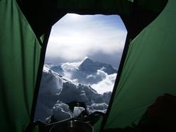 Everest West Ridge Camp 4