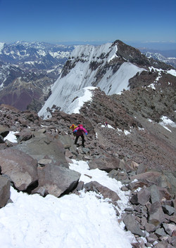 Summit Cerro Aconcagua