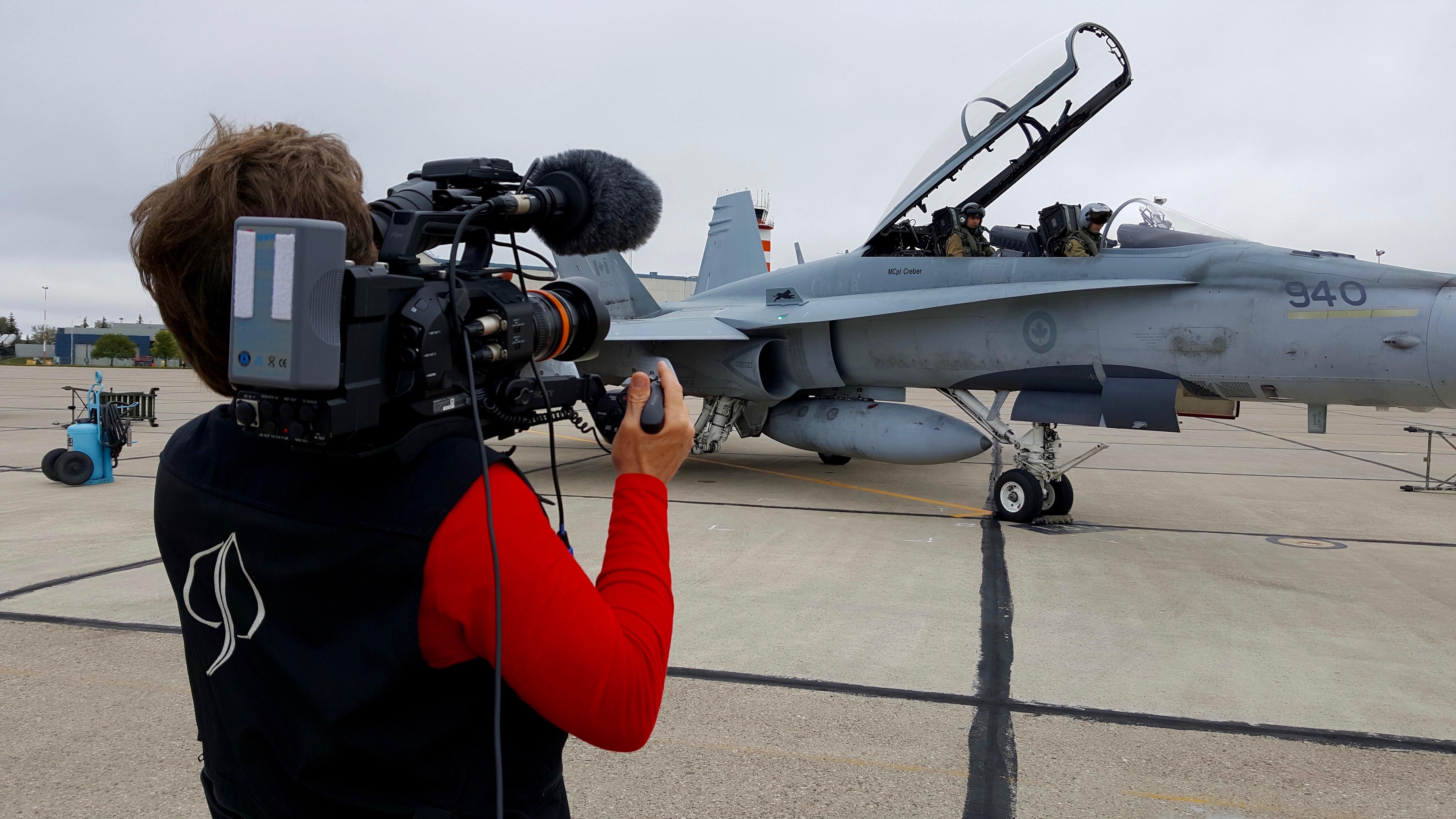 F18 Hornet Pre-Flight