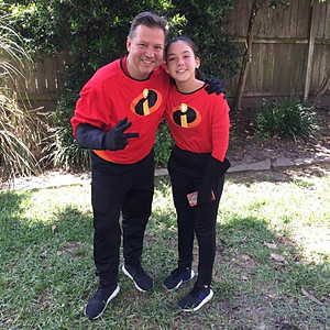 Father Daughter Amazing Race!!
