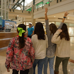 Apostolate Woodlands Mall Scavenger Hunt
