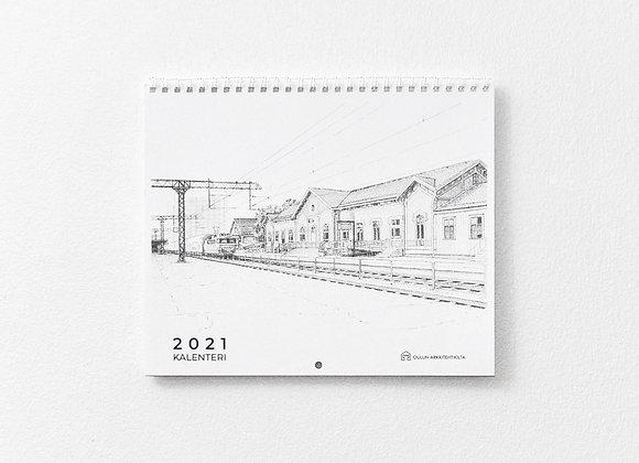 Vuosikalenteri 2021, pieni
