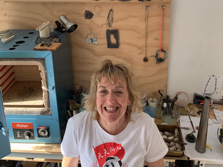 Creative Matters Episode 19 - with Mandy Flood