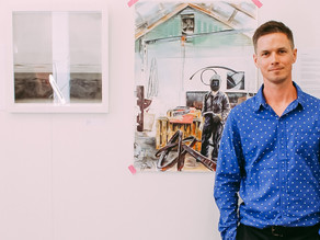 Creative Matters Episode 10 - With Jago Neal