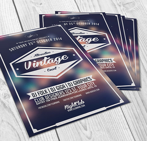 Full Color Flyers