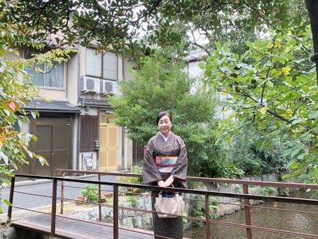 紅子の京都散策「五条路地裏さんぽツアー その2」
