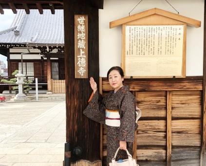紅子の京都散策「五条路地裏さんぽツアーその1」