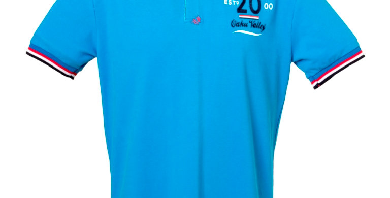 Heren Polo Rolo French Blue