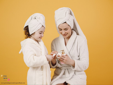 Mothers Day Beauty Ritual